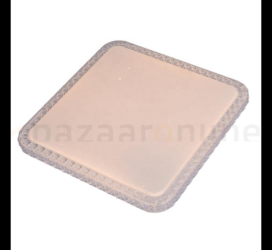 Plafondlamp LED Square - 34 cm