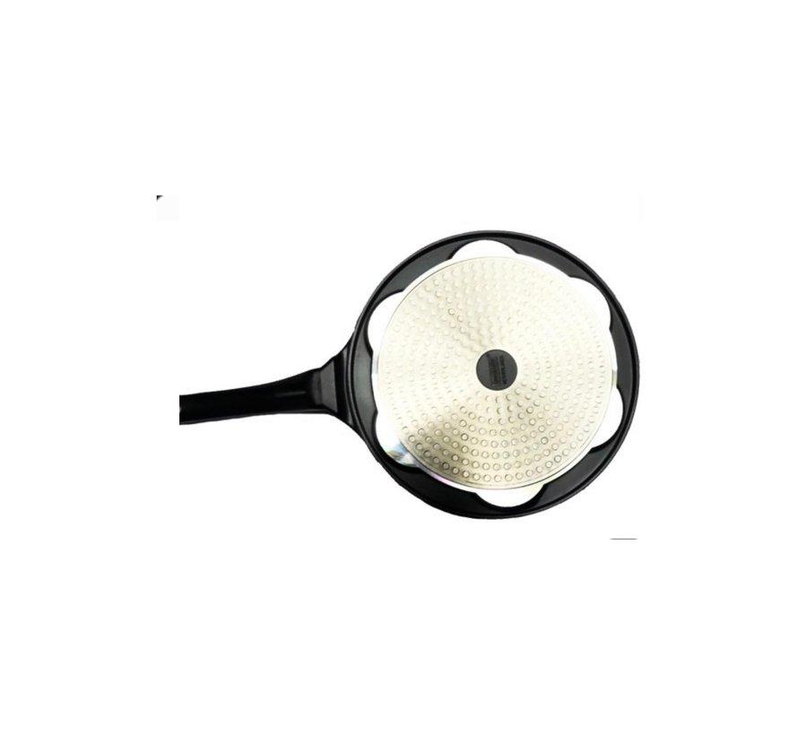 Pancakes pan / Baghrir pan met anti-aanbaklaag 26 cm