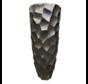 Pot Landora 90 cm Zilver