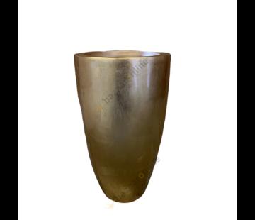 Pot Romadora 70 cm Goud