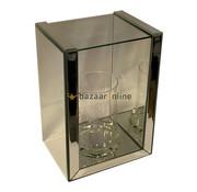 Waxinelichthouder Glas Mirror Eric Kuster Stijl 2