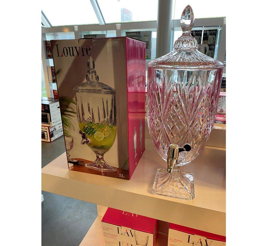 Limonadetap Louvre 5 liter