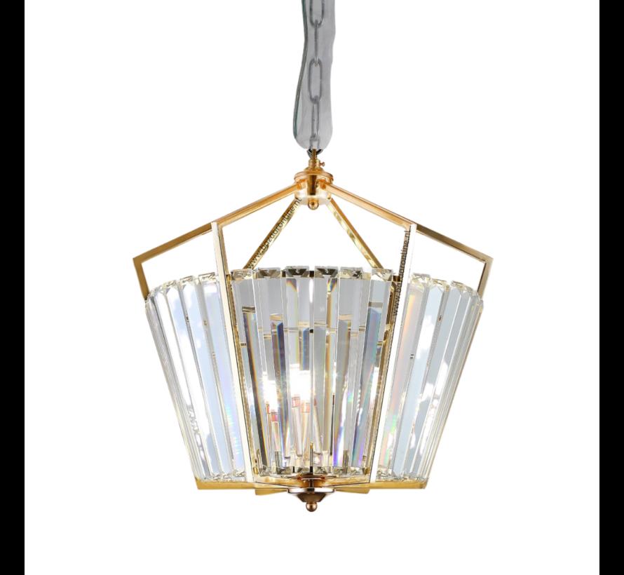 Hanglamp Genova - Rond - Eric Kuster Stijl  - Goud