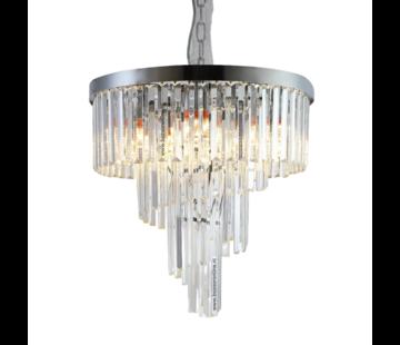 Hanglamp Florence - Eric Kuster Stijl  - Zilver