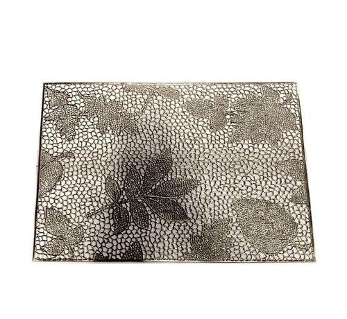 Placemat Autumn Zilver 30 x 45 cm
