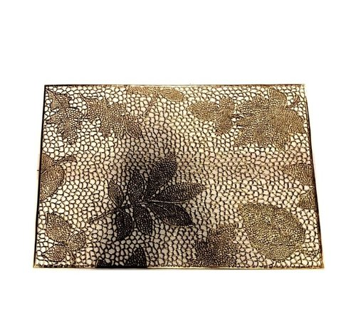 Placemat Autumn Goud 30 x 45 cm