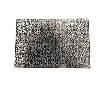 Placemat Veins Zilver 30 x 45 cm