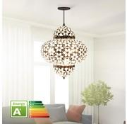 Hanglamp Marrakech Goud - Middel 35 cm - Oosterse hanglamp