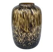 Cheetah vaas - medium - goud - Art