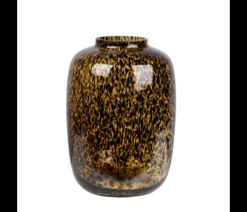 Panther vaas - large - goud - Art