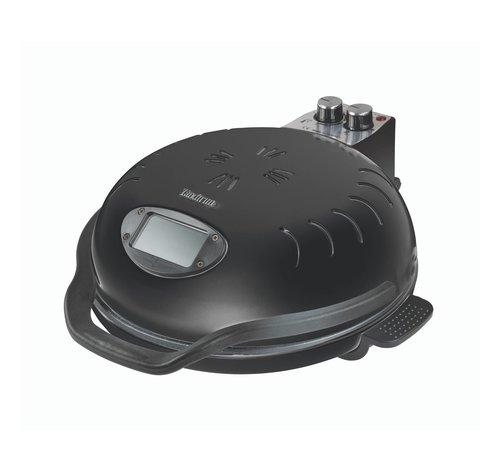 Teffo Pizza Maker - Pizza's Elektrische Oven - Zwart