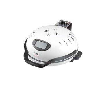 Teffo Pizza Maker - Pizza's Elektrische Oven - Wit