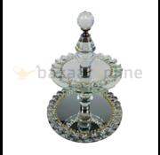 Etagère Diamond - 2-laags - klein