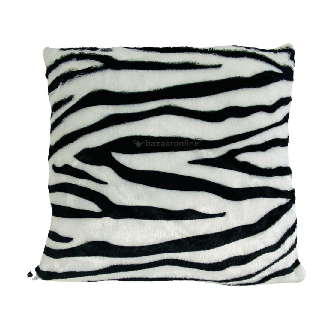 Kussen Zebra Print 45x45 Cm Kussens Met Dierenprints Bazaaronline