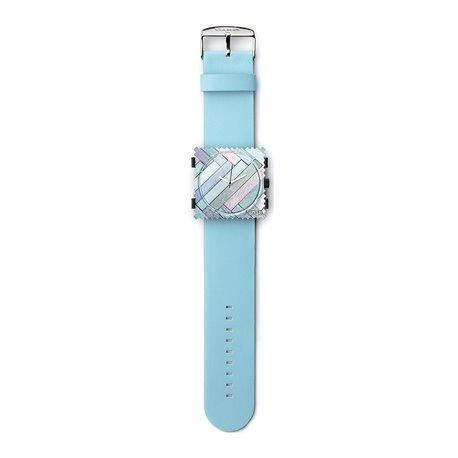 Stamps Horlogeband Pastel Blauw