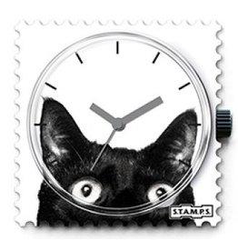 S.T.A.M.P.S Klokje Catwoman