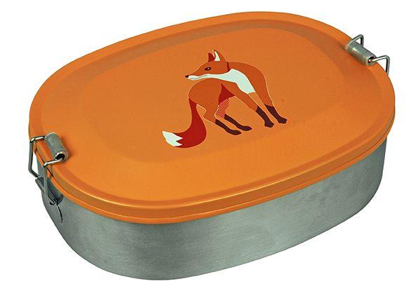 The Zoo Butterbrotdose Fuchs