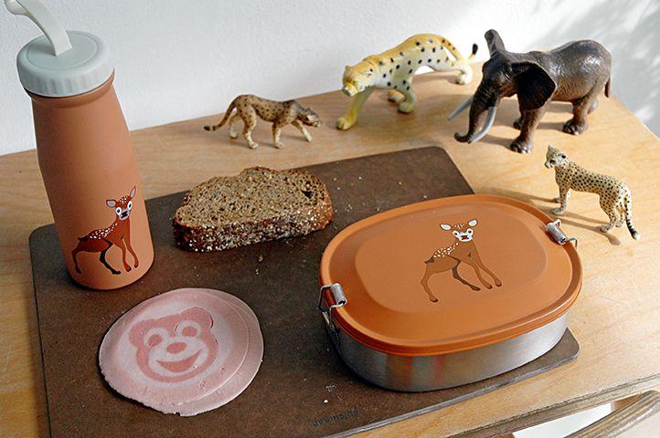 The Zoo Lunchbox Baby Deer