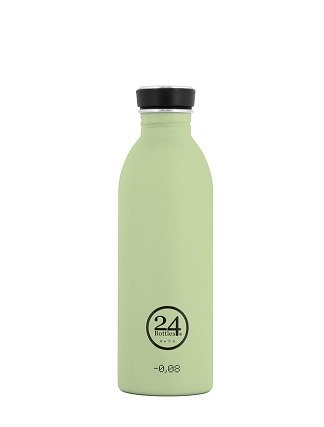 24Bottles Trinkflasche Urban Bottle 0.5L Pistachio Green
