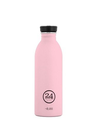 24Bottles Drinkfles Urban Bottle 0,5L Candy Pink
