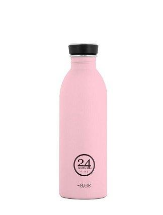 24Bottles Urban Drinking Bottle 0.5L Candy Pink