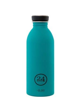 24Bottles Drinkfles Urban Bottle 0,5L Stone Atlantic Bay