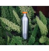 24Bottles Urban Drinking Bottle 0.5L Steel