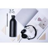 24Bottles Urban Drinking Bottle 0.5L Tuxedo Black