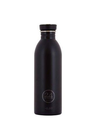 24Bottles Drinkfles Urban Bottle 0,5L Tuxedo Black