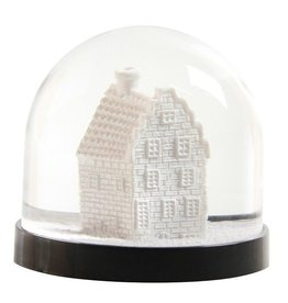 &Klevering Snowglobe Canal House