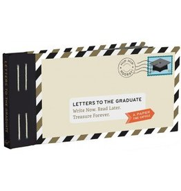 Chronicle Books Wildwood Boekje Letters to the Graduate