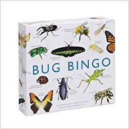 Bug Bingo illustraties van Christine Berrie