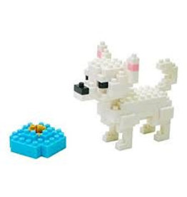 Nano Blocks Building Kit Chihuahua