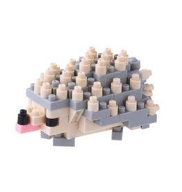 Nano Blocks Building Kit Hedgehog