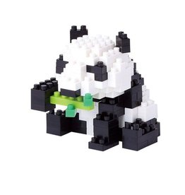 Nano Blocks Building Kit Panda