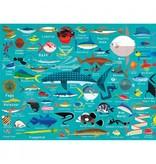 Puzzle Ocean Life 1000pcs