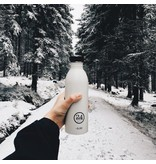24Bottles Trinkflasche Urban Bottle 0.5L White