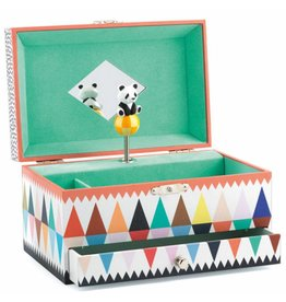 Djeco Music Box The Panda Song