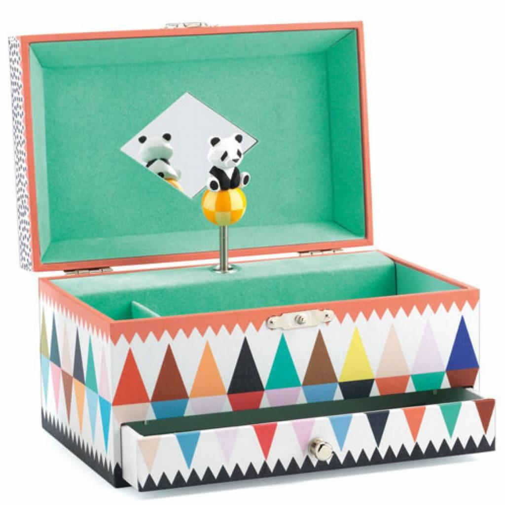 Djeco Music Box The Panda Song