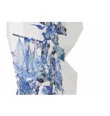 Pepe Heykoop Papier Vase Abdeckung Delft Blue Icons Groß
