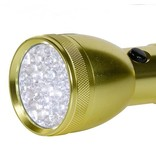 Gentlemen's Hardware Flashlight Brass