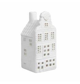 &Klevering Teelichthalter Kanälhaus Tulpe Fassade