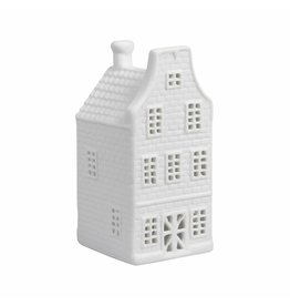 &Klevering Tealight holder Canal house Gable Facade