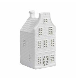 &Klevering Teelichthalter Kanälhaus Giebelfassade