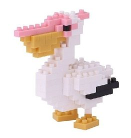 Nano Blocks Building Kit Pelican