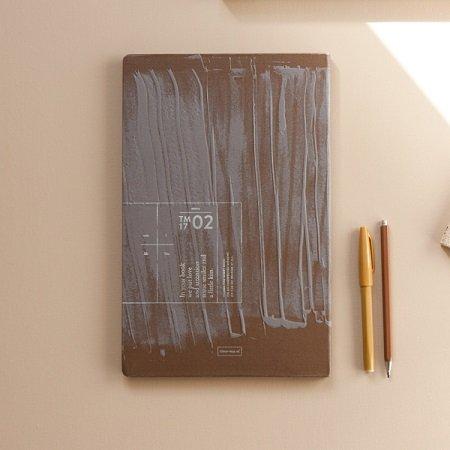 Tinne & Mia Luxus Notizbuch A4 Onix