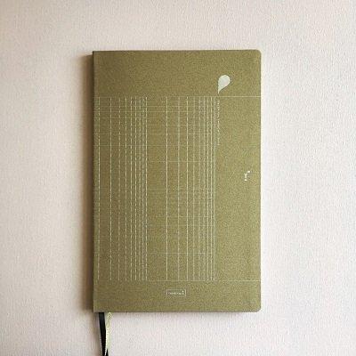 Tinne & Mia Luxus Notizbuch A4 Gold