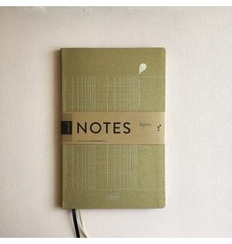 Tinne & Mia Luxus Notizbuch A4 Gold