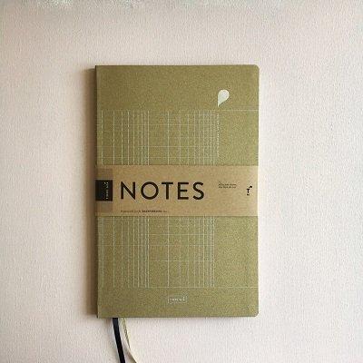 Tinne & Mia Luxury Notebook A4 Gold