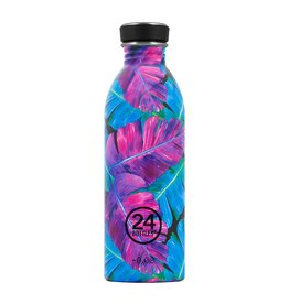 24Bottles Urban Drinking Bottle  0,5 L Floral Blossom